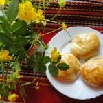 Что приготовить из помидора с сыром - рецепт пирожков