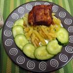 Что приготовить на ужин из свиных ребрышек