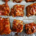Рецепт свиных ребрышек и пошаговые фото приготовления
