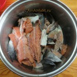 Рецепт рыбного супа из обрезков