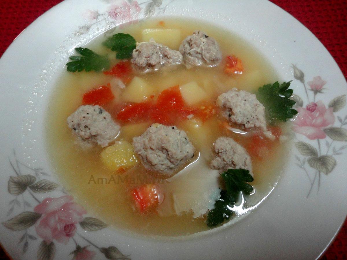 как приготовить суп из чечевицы рецепт с фото