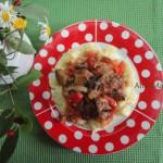 Что приготовить из баклажанов - рецепт с фото