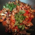 Рагу из баклажанов со свининой - рецепт и фото