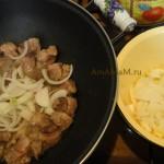 Приготовление вкусного блюда из свинины- рецепт с баклажанами