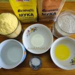 Мука, вода, масло и соль - состав тортильяс