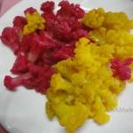 Какой цвет у цветной капусты - фото