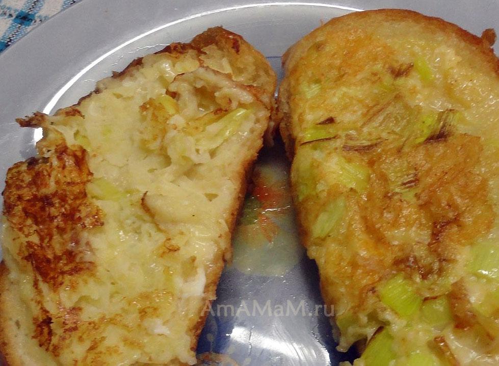 Приготовление сладких жареных бутербродов - рецепт и фото