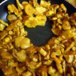 Лисички жареные - рецепт с пошаговыми офто