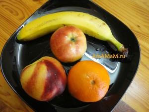 Рецепт рисового пудинга с фруктами (вкусно и просто)