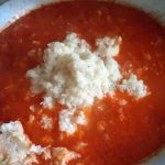 Рисовый салат из овощей в томате - рецепт консервироания