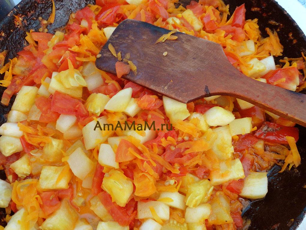 Рецепт вкусного супа без мяса