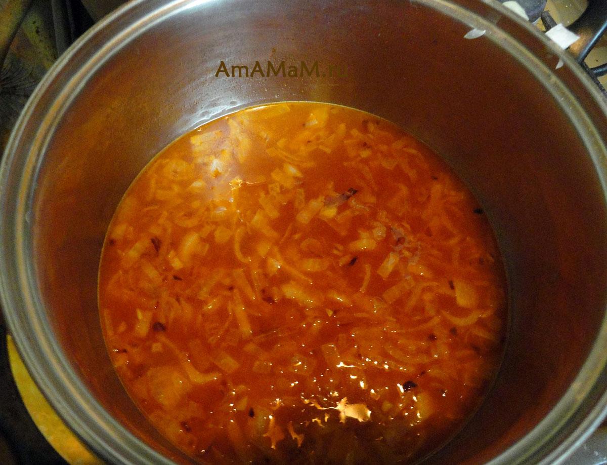 Как сделать соус для тефтель