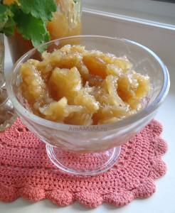 Рецепт варенья из тертых яблок (яблочный джем)