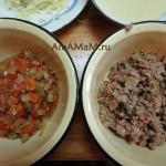 Как выглядит начинка для лазаньи - фото и рецепт