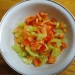 Как нарезать перец для лазаньи - фото и рецепт
