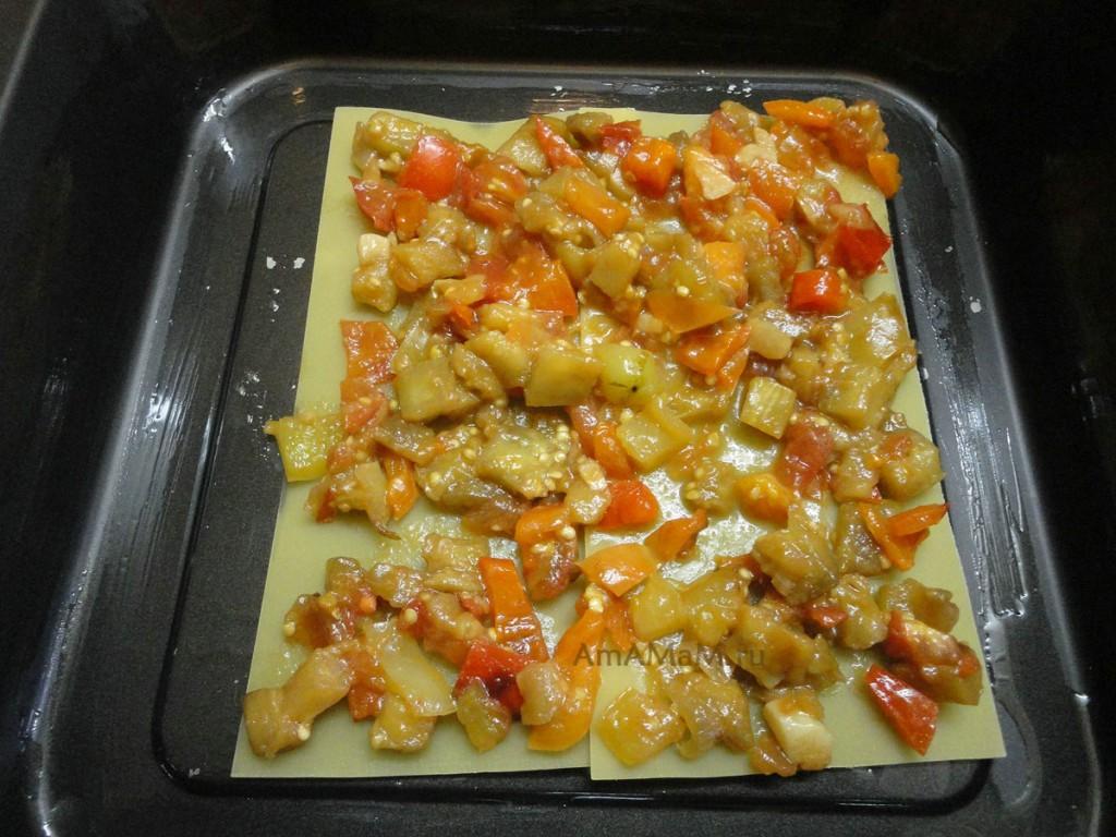 рецепт вкусной лазаньи с фаршем фото