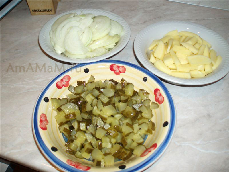 Рецепт вкусной солянки