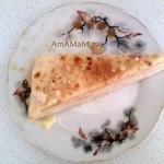Рецепт торта - 8 коржей, заварной крем, меловые коржи