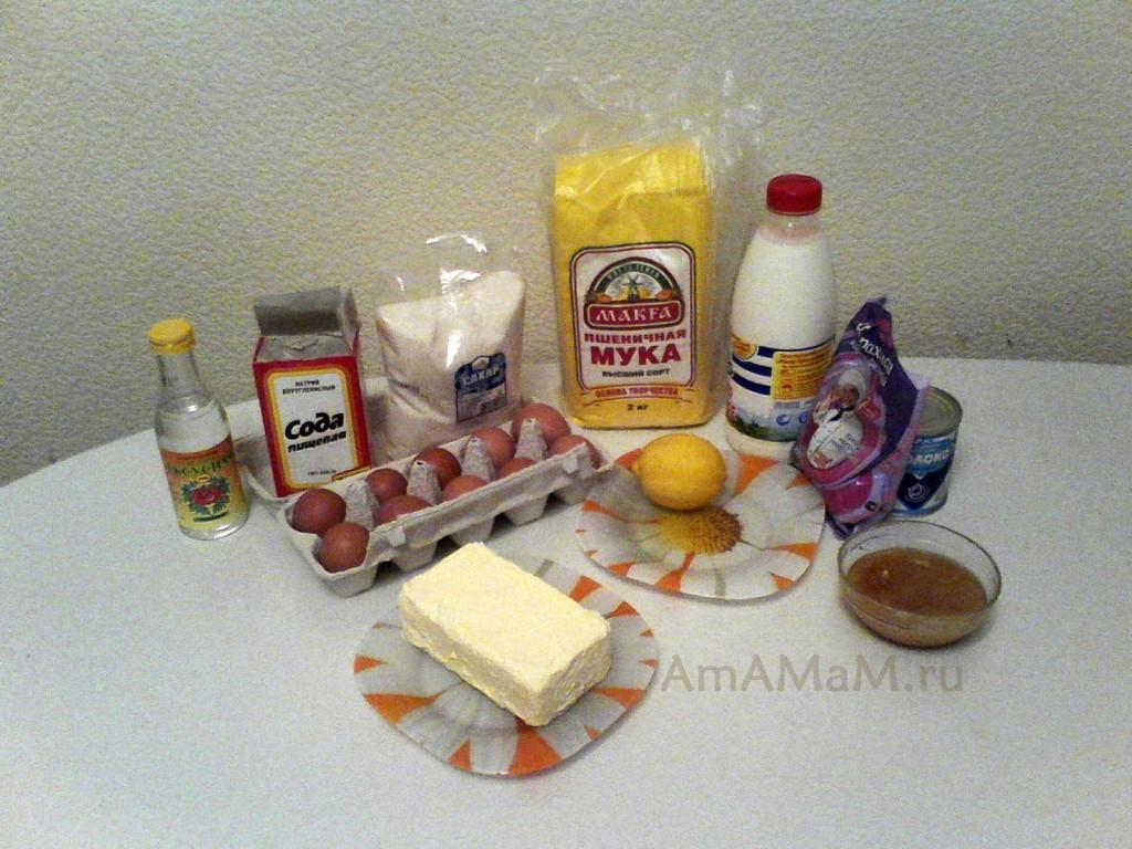 виды смеси для заварного крема и тортов фото упаковок