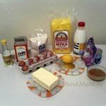 Что нужно для выпечки вкусного домашнего торта - состав и рецепт