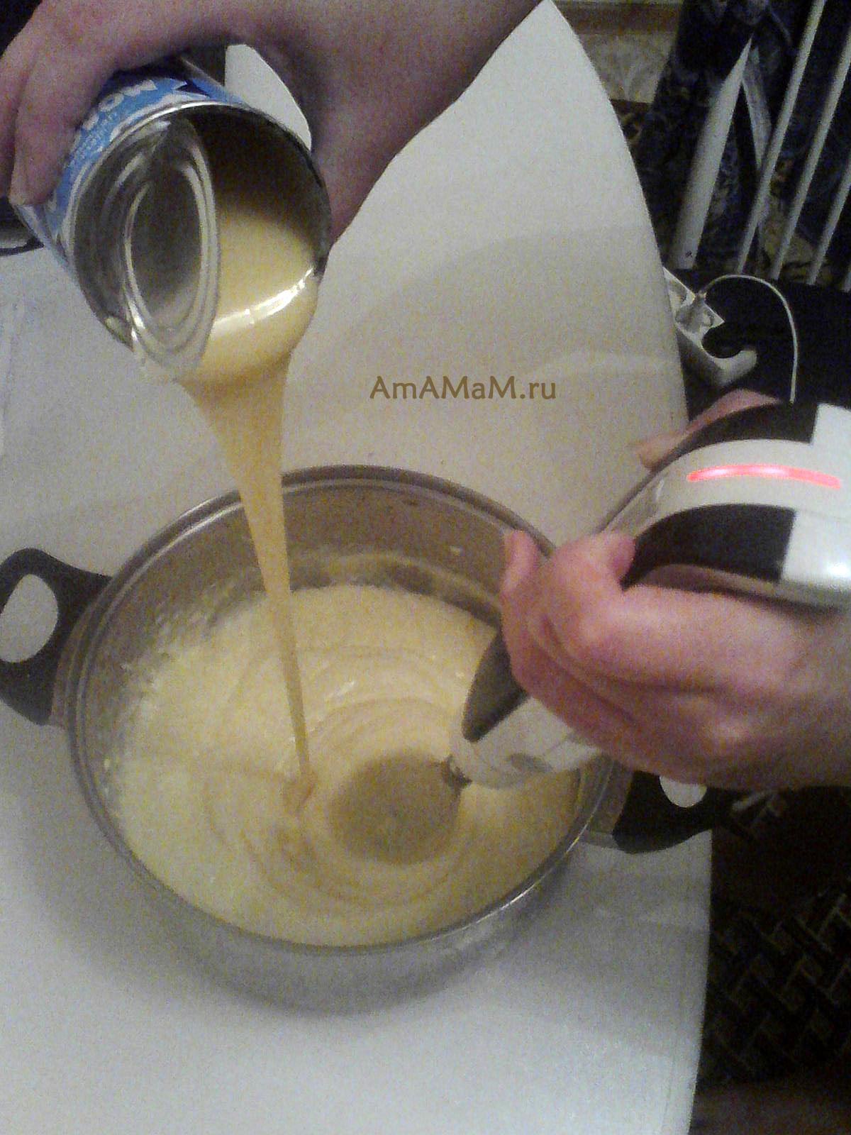 Крем из сгущенки для торта - рецепт, как приготовить в домашних 24