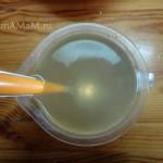 Растворенный желатин - фото