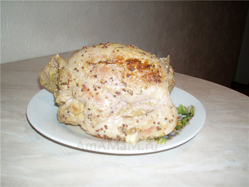 Приготовление филе индейки - простой рецепт