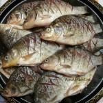 Как уменьшить костистость рыбы - способ приготовления