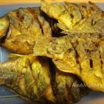Сочная вкусная речная рыба - способ приготовления, простой рецепт