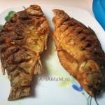 Рецепты приготовления речной рыбы