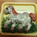 Рецепт лошади на Новый год-2014
