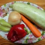 Какие овощи сочетаются со свининой - фото и рецепт