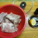 Как праивльно мариновать ребрышки перед тушением - рецепт