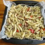 В какой форме делать макаронную запеканку с фаршем - фото и рецепт