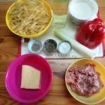 Как сделать запеканку из макарон с фаршем - рецепт и фото