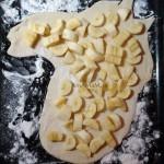 Банановая начинка для пирога - рецепт