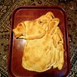 Новогодние блюда на 2014 год - пироги в год Лошади