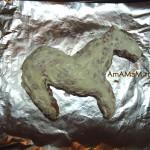 Шаблоны лошадок (игрушечных, простые картинки и рецепты)