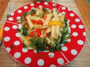 Рецепт вкусных макарон
