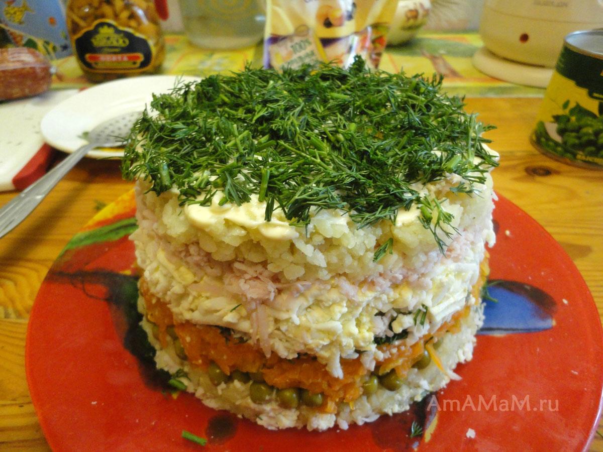 Солянка рецепт с копченой колбасой пошаговый рецепт с фото