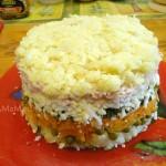 Из чего приготовить вкусный салат - рецепт