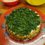 Рецепты салатов, похожиз на Оливье в новом исполнении