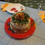 Новогодние салаты - рецепты