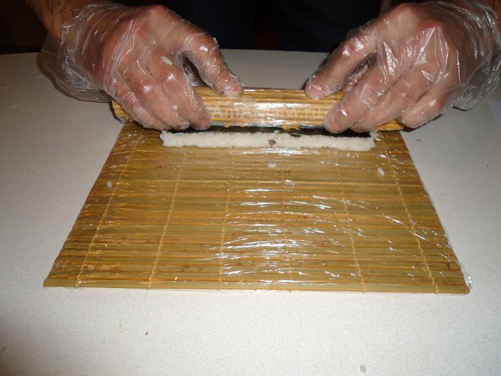 Как приготовить роллы филадельфия