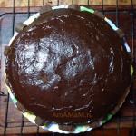 Как украсить шоколадный торт - шоколадные фигурки
