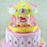 Как украсить торт для детей (мастика)