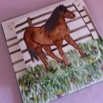Красивые торты с конями