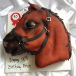 Как сделать тортик Голова лошади - идеи