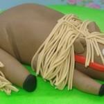 Прикольные лошади на тортах