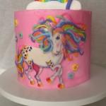 Как украсить торт лошадкой - идеи апликаций